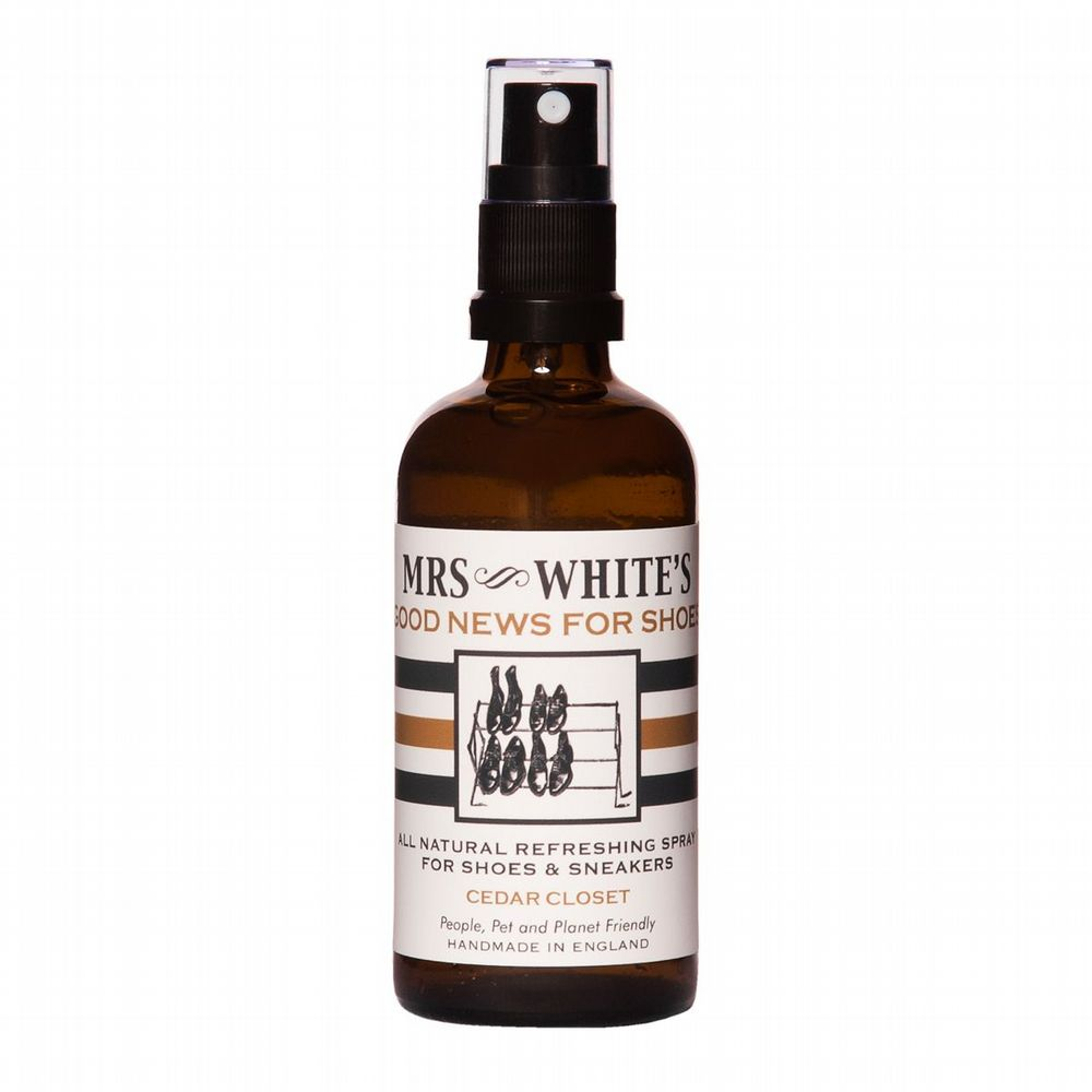Mrs White's - Good News For Shoes (Shoe Refresher) 100ml